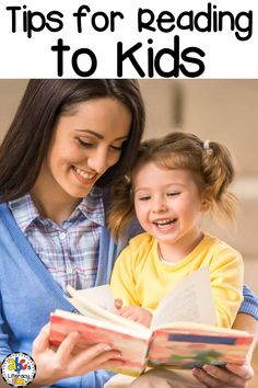 It's never too early to start reading to your child.  Reading to your baby or toddler promotes language development and encourages him or her to talk, listen, and learn.  These Tips For Reading To Your Child are simple ways you can help your little one develop essential skills and become life-long learners. Click on the picture to learn more! #readingtoyourchild #readingtochildren #readingtokids #parentingtips #homeschooltips