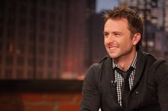 Chris Hardwick... what CAN'T he do?  What ISN'T he doing?  The only person I can think of that is saturating the market (at least the nerd-market) and you STILL love him!!!