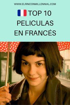 Lleva tu francés al siguiente nivel con estas peliculas francesas . . . #francésidioma #idiomas #amelie #lavidadeadele