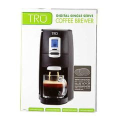 Tru Single Serve Pod Coffee Maker UNCS, Inc.