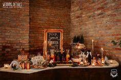 Industrial Winter Wedding / Nuntă industrială de iarnă - Sedință foto inspirațională - PAPIRA Floral Wedding, Wedding Flowers, Table Settings, Industrial, Events, Winter, Design, Style, Ideas