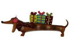Another 'must have' dachshund ornament