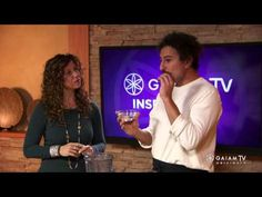 ▶ Gaiam TV Inspirations - David Wolfe Reveals Energy Elixir Recipe! - YouTube
