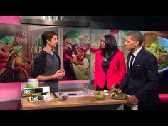 ▶ Brendan Brazier Athlete and Best Selling Author of Thrive - YouTube