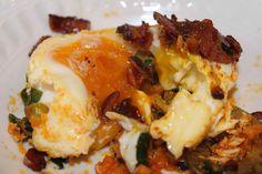 Baked Eggs Paleo