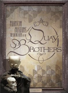 """""""Phantom Museums"""" Short Films Collection by The Quay Brothers."""