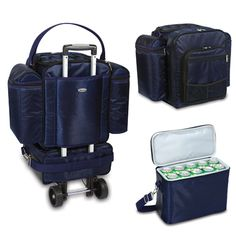 Portable Cooler On Wheels - It has been said time and again that wheels help in reducing friction. Some have wondered whil Picnic Cooler, Picnic Spot, Ecommerce Platforms, All In One, Wheels