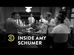 ▶ Inside Amy Schumer - Debating the Dildo - YouTube...Critics adored this skit in which men debated whether or not Amy is hot enough to have a show...parody of 12 Angry Men.