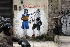 Sui muri di atene - Dago fotogallery