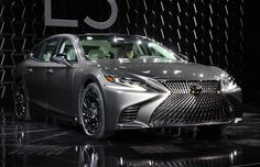 Awesome Allnew 2018 Lexus LS 500 gets a twinturbo Driving lexus february 2020 incentives - I loathe the process of having to purchase a new car. Dealing with manipulative, overbearing car salesmen can be extremely frustrating. As a result, I do whatev… Lexus Lc, Lexus Cars, Bugatti, Lamborghini, Ferrari, Detroit Auto Show, Porsche, Audi, Nissan Skyline