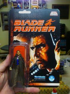 BLADE RUNNER | Richard Deckard Harrison Ford (Blade Runner) Custom Action Figure