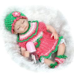 59.19$  Watch now - http://alilp0.worldwells.pw/go.php?t=32694197793 - 18 inch 42CM lovely silicone lifelike baby reborn doll for sale soft boneca reborn menina best children toys 59.19$