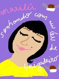 Marilú, por Tetê Pacheco