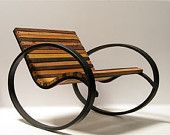 Coolest rocking chair.....