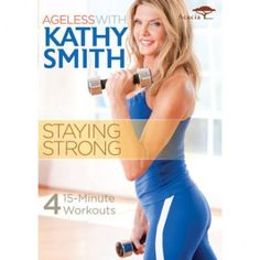 "Review of Kathy Smith's ""Staying Strong"" DVD"