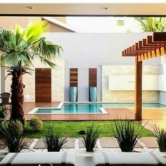 If you are planning to build a backyard city pool in your home, consider the new trends in building a swimming pool. An in-ground swimming pool will enhance the beauty of your backyard and at the same time provide a… Continue Reading → Building A Swimming Pool, Small Swimming Pools, Small Pools, Swimming Pools Backyard, Swimming Pool Designs, Backyard Pool Designs, Small Backyard Pools, Kleiner Pool Design, Terraced Landscaping