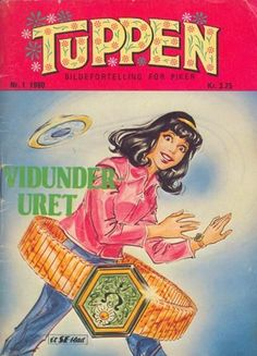 TUPPEN 1980 - Nr. 1 My Youth, Back In The Day, Childhood Memories, Norway, Children, Kids, Nostalgia, Teen, Retro