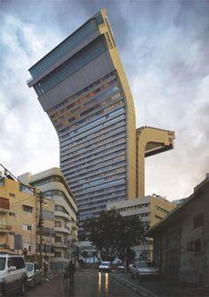 Stitched Panorama. La arquitectura imposible de Victor Enrich http://ceslava.com/blog/la-arquitectura-imposible-de-victor-enrich/