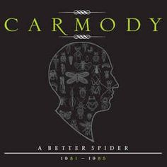 Carmody - A Better Spider (CD) at Discogs