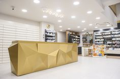 Fanouraki Aikaterini Pharmacy by Artico Rhodes  Greece
