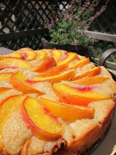 Peach desserts from America's Test Kitchen...