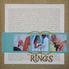 the RINGS - Scrapbook.com