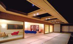 Large-Size Window Frames #design #architecture #windows #house #glass #doors