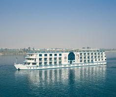 7 Nights Sonesta Moon Goddess Nile Cruise in Luxor #Nile #Egypt