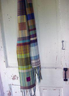 sugar maple scarf / Avalanche Looms