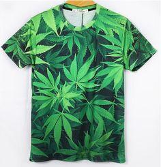 WYFEN Men Printed Polo Shirt Marijuana Cannabis Definitely Not on Drugs Slim Fit Short Sleeve Tshirts
