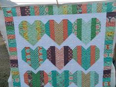 Heart Quilt Inspiration - Sugar Bee Crafts