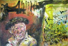 """Saatchi Art Artist Manlio Rondoni; Painting, """"poema 2010"""" #art"""