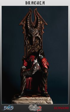 First 4 Figures: Castlevania: Lords of Shadow 2 Statue
