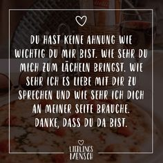 Visual Statements®️ You have no idea how important you are to me. How much you - freundschaft zitate - Family Quotes, Love Quotes, Funny Quotes, Inspirational Quotes, Sassy Quotes, Couple Quotes, Citation Einstein, Albert Einstein Quotes, Quotes About Strength In Hard Times