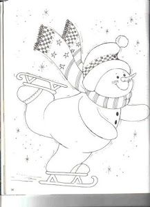 Christmas Coloring Pages - Snowman Christmas Coloring Pages, Coloring Book Pages, Christmas Colors, Christmas Snowman, Snowman Quilt, Theme Noel, Christmas Drawing, Christmas Embroidery, Applique Patterns