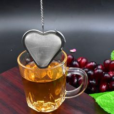 Tea Strainer, Tea Infuser, Natural Disasters, Moscow Mule Mugs, Herbalism, Tech, Stainless Steel, Free Shipping, Sport