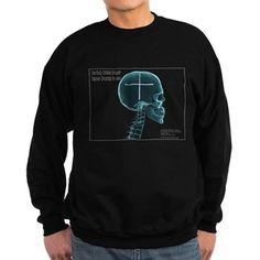 Xray Drummer Sweatshirt & Other Items. http://www.cafepress.com/hsclothesline/8490648