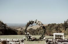#noosa #wedding #bride #bridal #inspo #planning #stylist #event #sunshinecoast #aussiewedding #flowers #florist Wedding Vendors, Wedding Ceremony, Our Wedding, Wedding Bride, Weddings, Love Birds Wedding, White Wedding Flowers, Contemporary Vases, Modern Romance