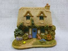 Lilliput Lane The Perfect Friend Cottage 2007 The British Collection L3033