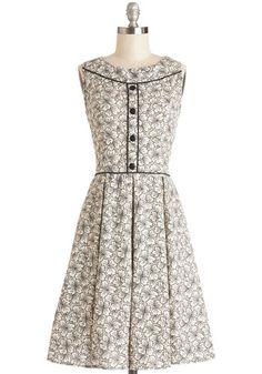 Among Fronds Dress | Mod Retro Vintage Dresses | ModCloth.com