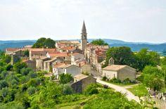 Draguc in Istria - Croatia