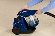 Bissell Zing Canister Vacuum Cleaner Review: For well under $100, the Bissell Zing isn't too bad.