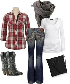 """Luke Bryan concert"" by clochner on Polyvore"