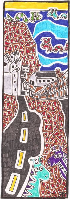 Road to Sennen