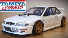 Tamiya Tuesday, 1999 Subaru Impreza WRC