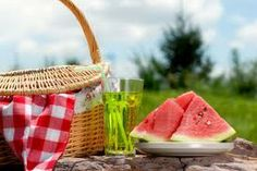 romantic picnic ideas with a basket - Google Search