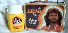 Bee Gees: Old Memories Lunch Box Thermos, Vintage Lunch Boxes, Cool Lunch Boxes, Metal Lunch Box, Star Wars Lunch Box, School Lunch Box, School Days, Whats For Lunch, Barry Gibb