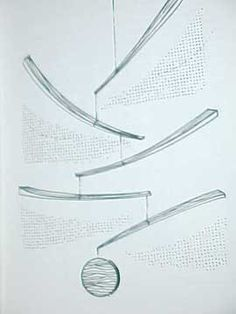 1969 Making Mobiles book Moorey MID CENTURY MODERN