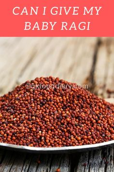 Ragi Recipes for Baby and Toddlers Baby Food Recipes Stage 1, Indian Baby Food Recipes, Ragi Recipes, Ragi Dosa, Vegetarian Kids, Fruit Puree, Healthy Weight Gain, Sprout Recipes, Vegetable Puree