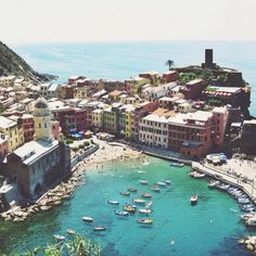Vernazza, Italy | martypants | VSCO Grid